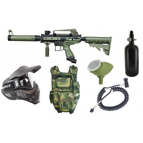 paintball tactique