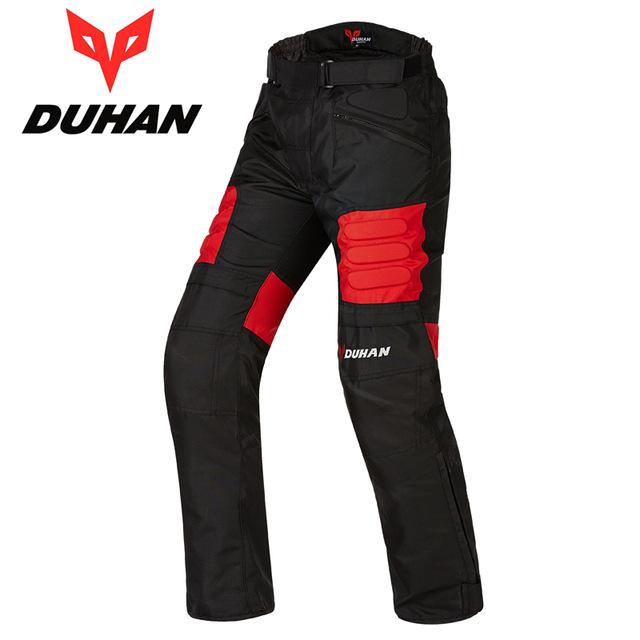 pantalon coupe vent moto