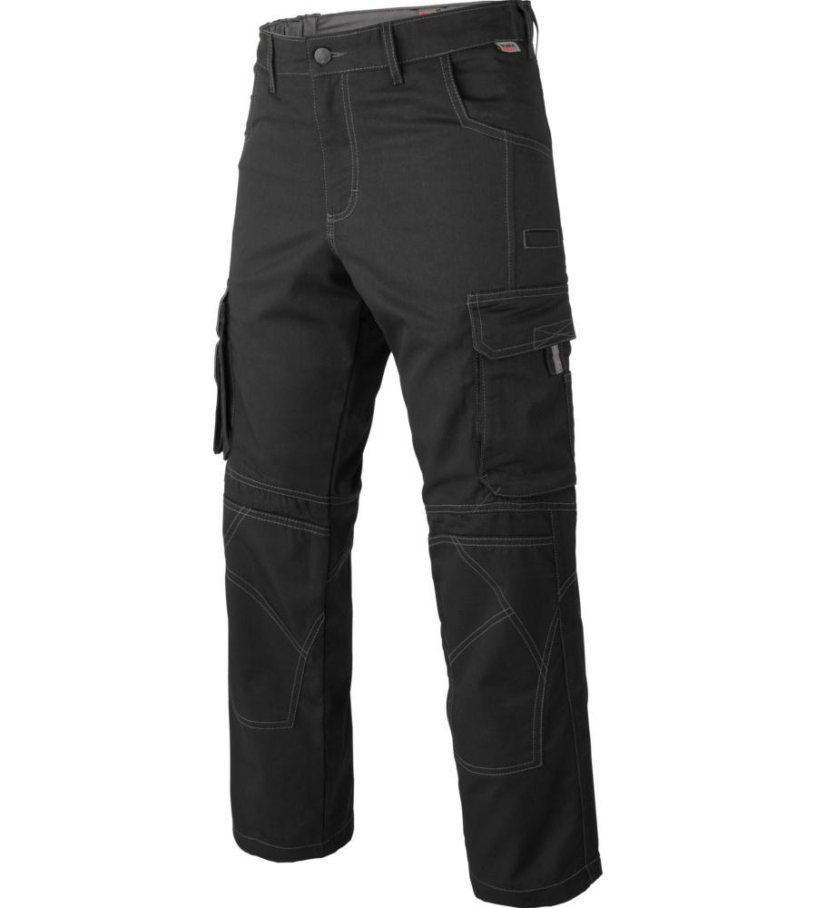 pantalon de travail noir homme