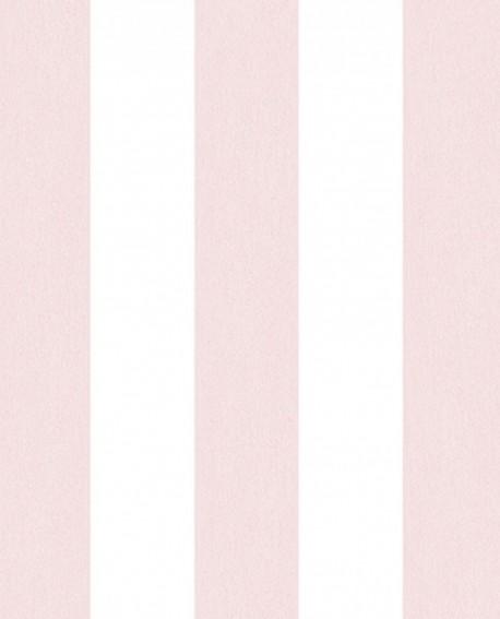 papier peint rose et blanc