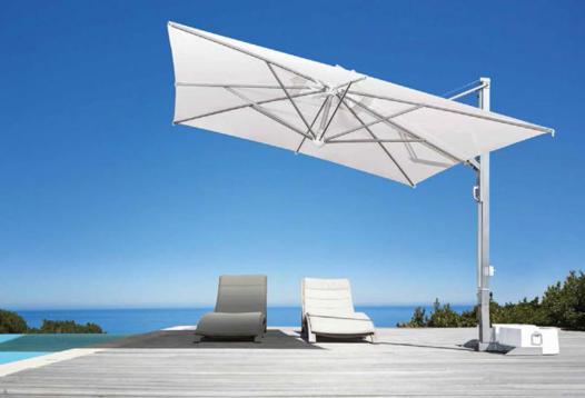 parasol déporté de qualité