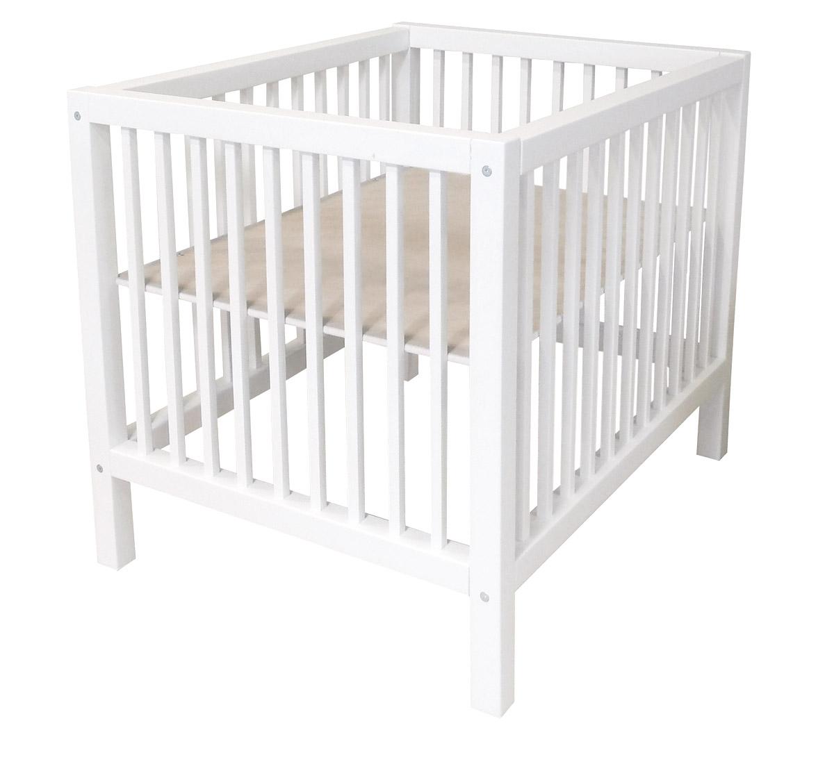 parc bebe blanc