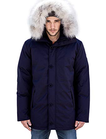 parka homme amazon