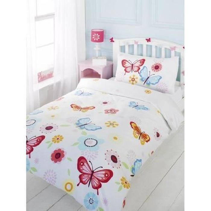 parure de lit fille 1 personne