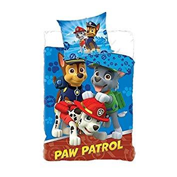 parure de lit pat'patrouille
