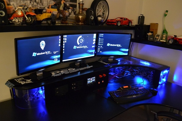 pc de bureau gamer
