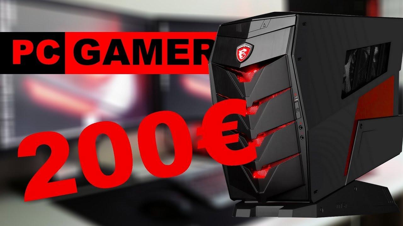 pc gamer a 200
