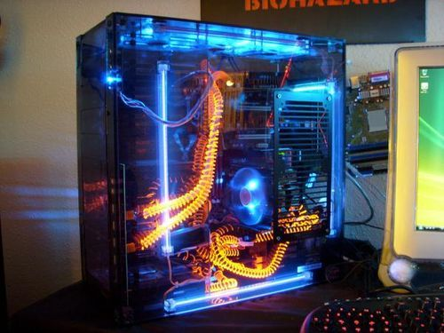 pc gamer watercooling
