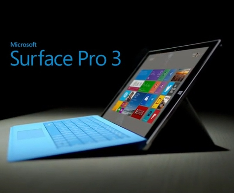 pc surface pro 3