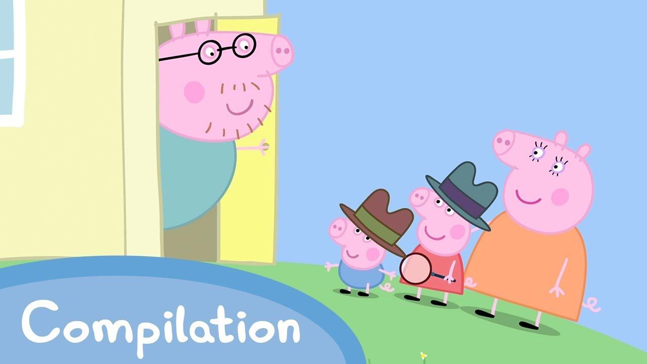 peppa pig qui parle