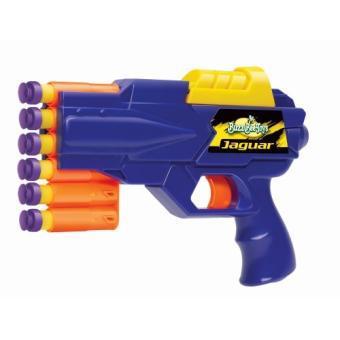 pistolet mousse jouet