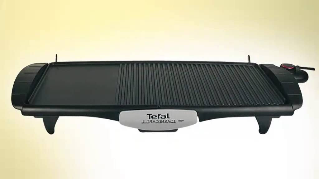 plancha grill tefal