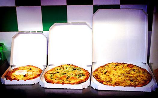 poids d'une pizza 33 cm