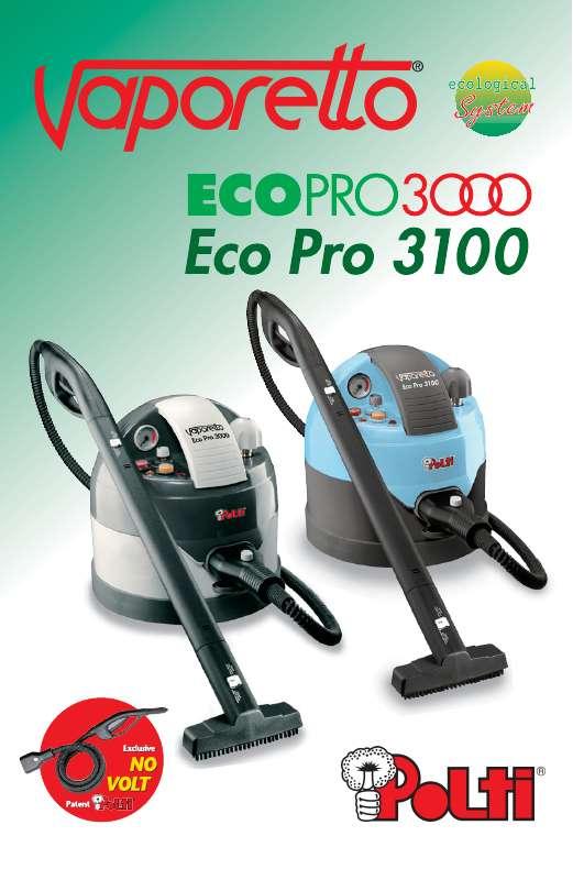 polti vaporetto eco pro 3000 nettoyeur à vapeur