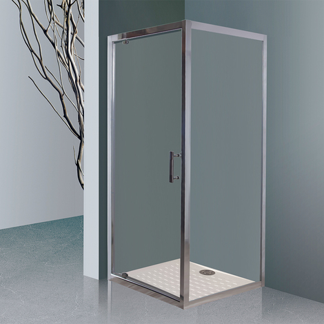 porte de douche angle 90x90