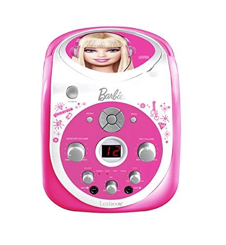 poste cd barbie