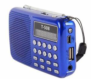 poste radio usb