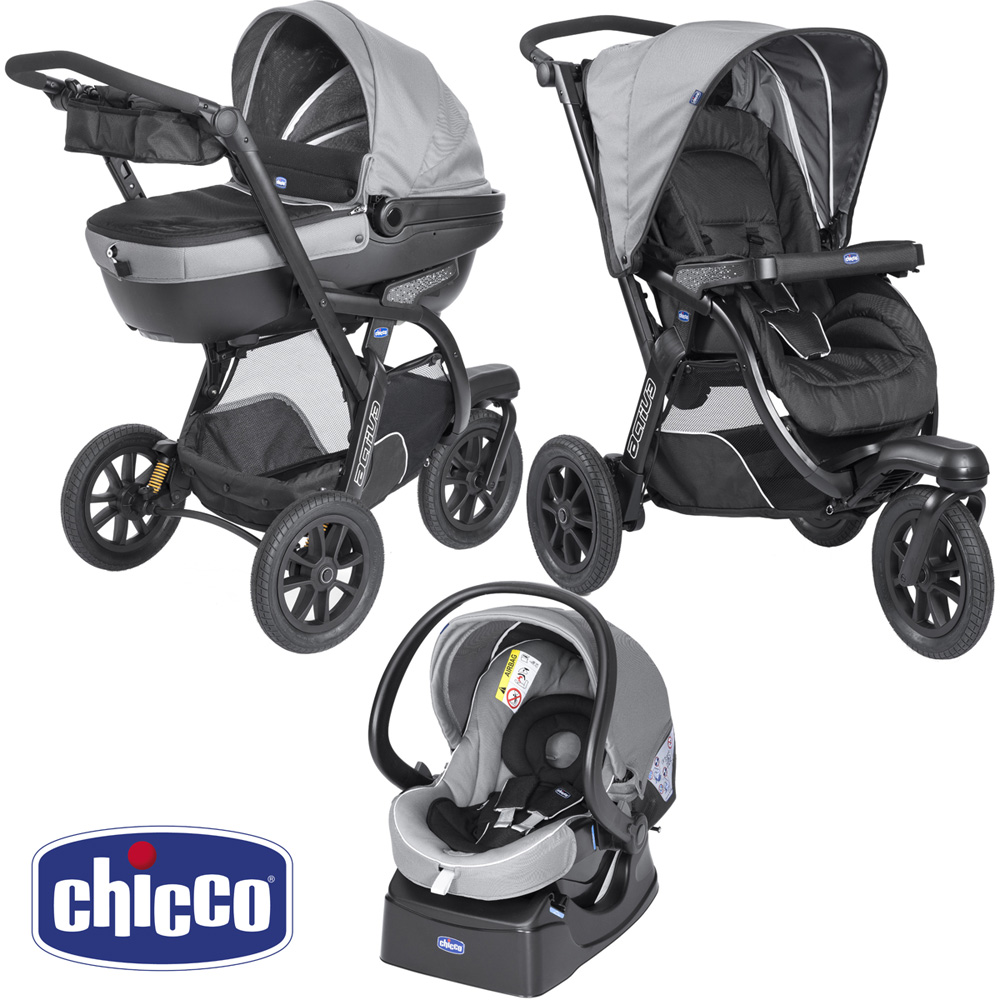 poussette activ3 chicco