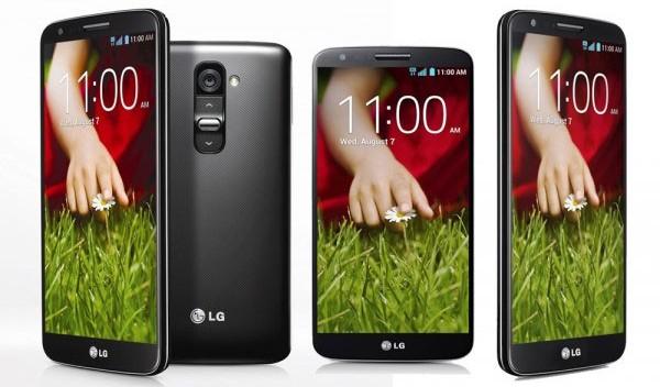 prix lg g2