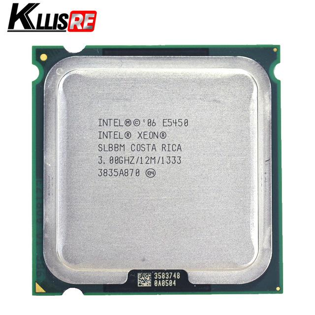 processeur intel 775