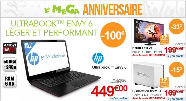promotions ordinateur portable