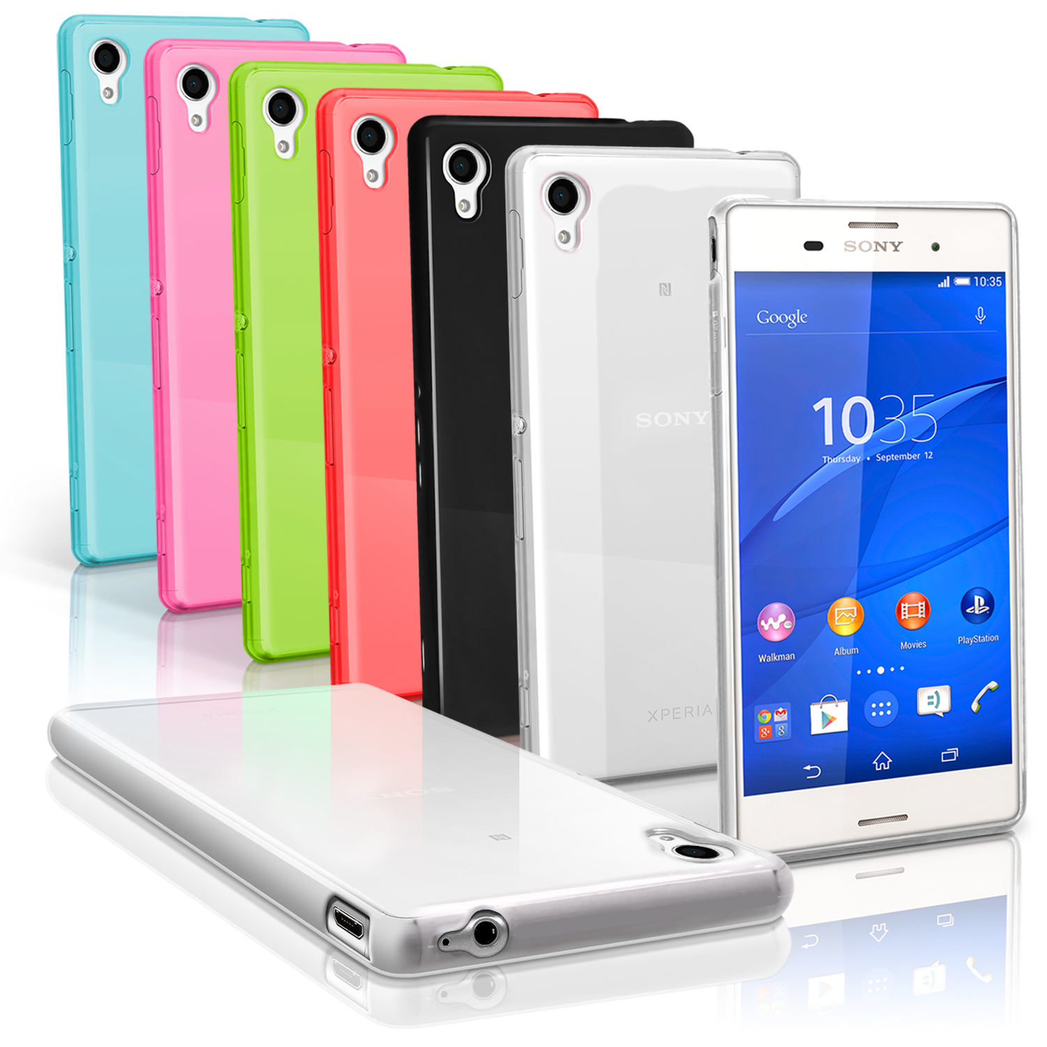 protection xperia m4