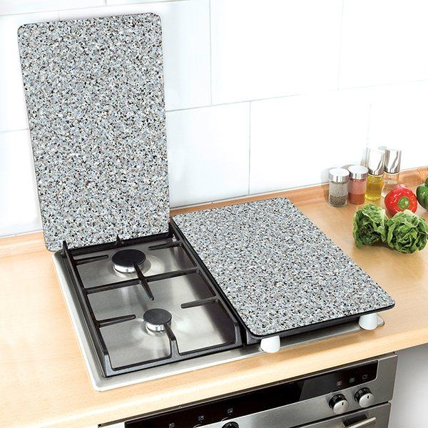 protege plaque cuisson gaz