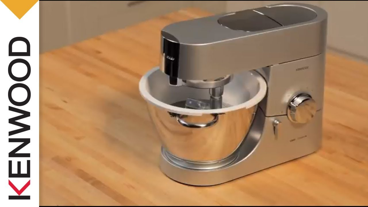 purée robot kenwood