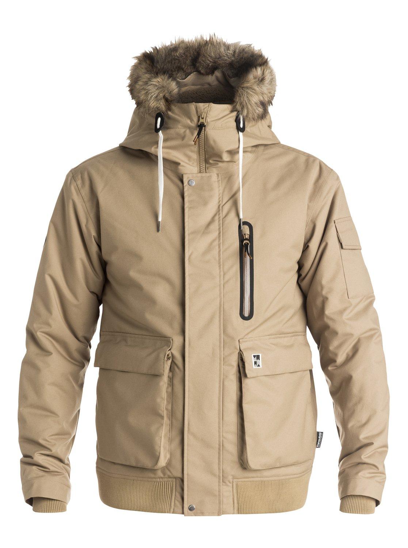 quiksilver manteau