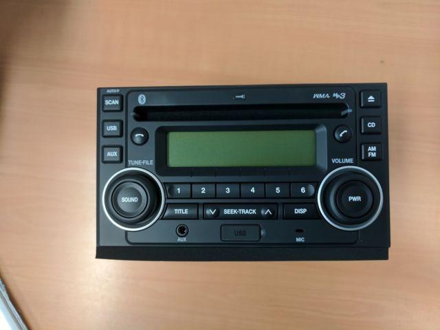 radio cd but