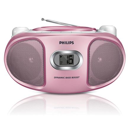 radio reveil cd fille