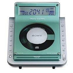 radio reveil cd sony