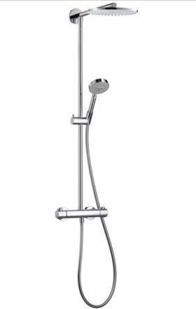 raindance showerpipe
