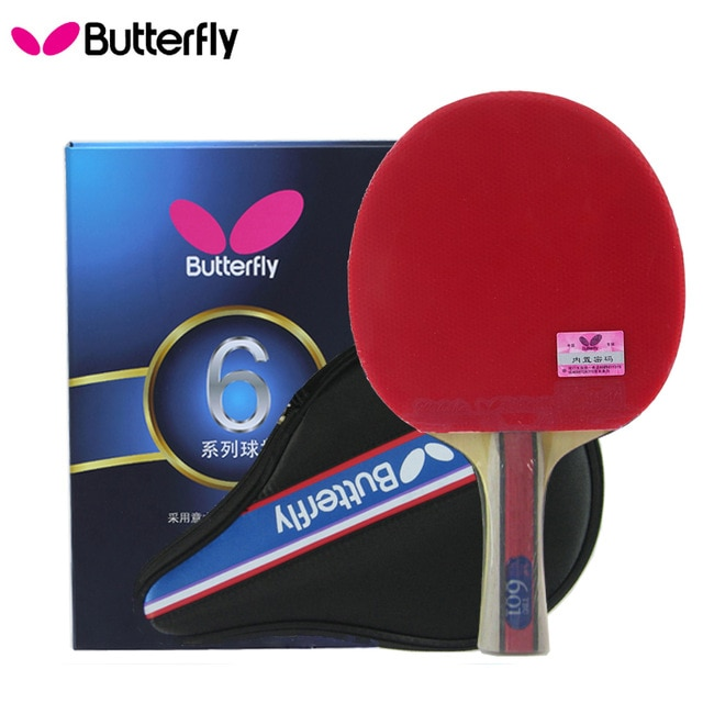 raquette de ping pong butterfly