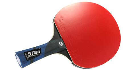 raquette de ping pong pro
