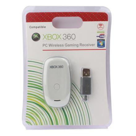 récepteur de jeu sans fil xbox 360 pour windows