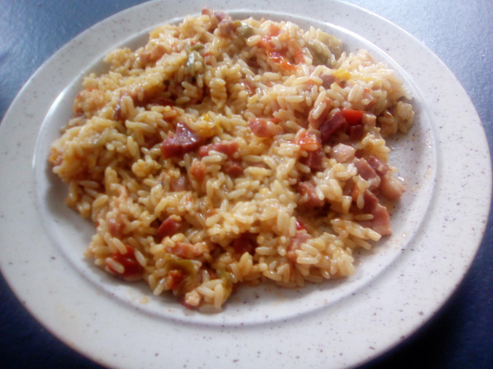 recettes riz cookeo