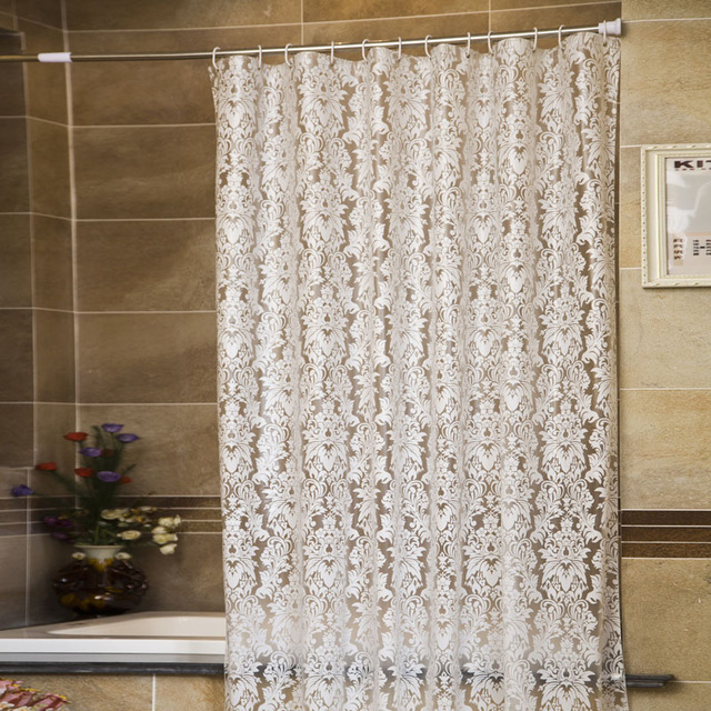 rideau de douche de luxe