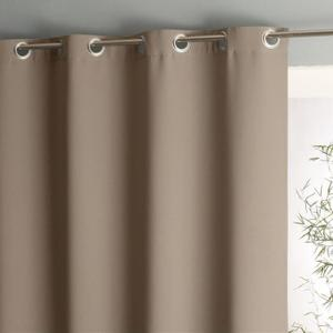 rideaux occultants beige