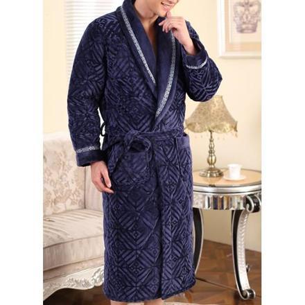 robe de chambre homme très chaude