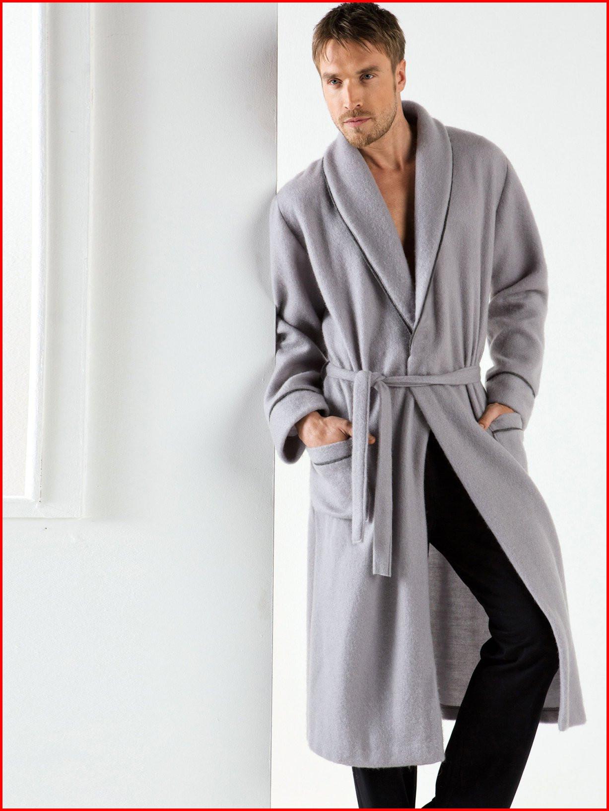 robe de chambre pour homme grande taille