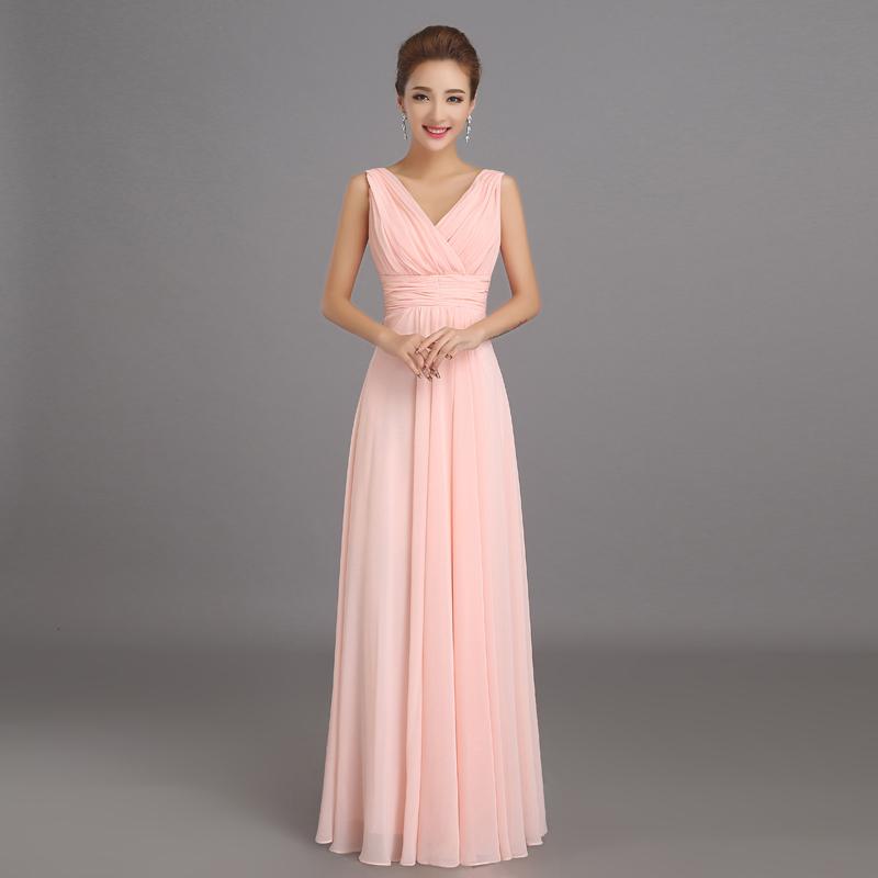 robe longue demoiselle d'honneur pas cher