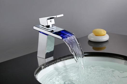 robinet cascade pas cher
