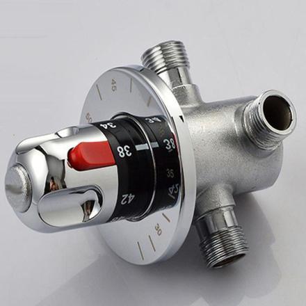 robinet thermostatique de douche