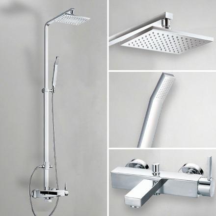 robinetterie bain douche