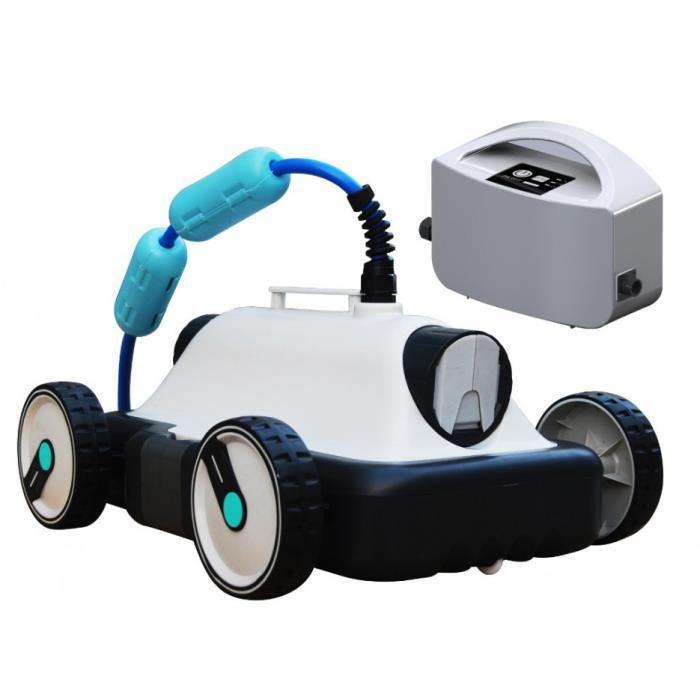 robot de piscine hors sol intex