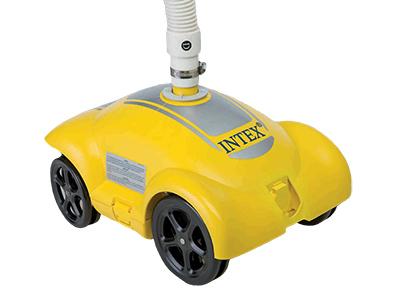 robot pour piscine intex
