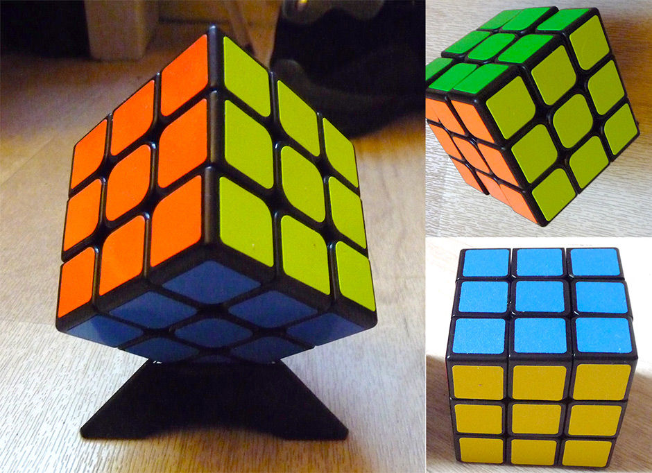 rubik's cube d occasion