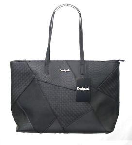 sac noir desigual