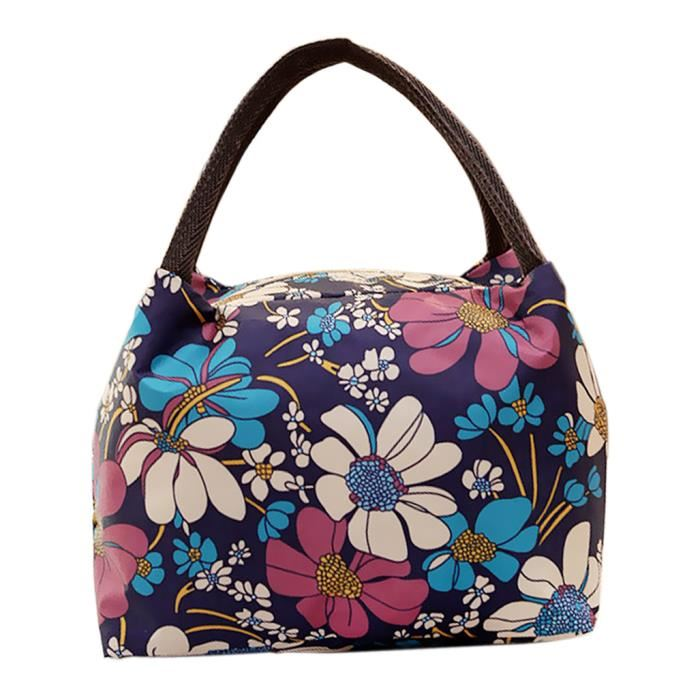 sac repas isotherme adulte